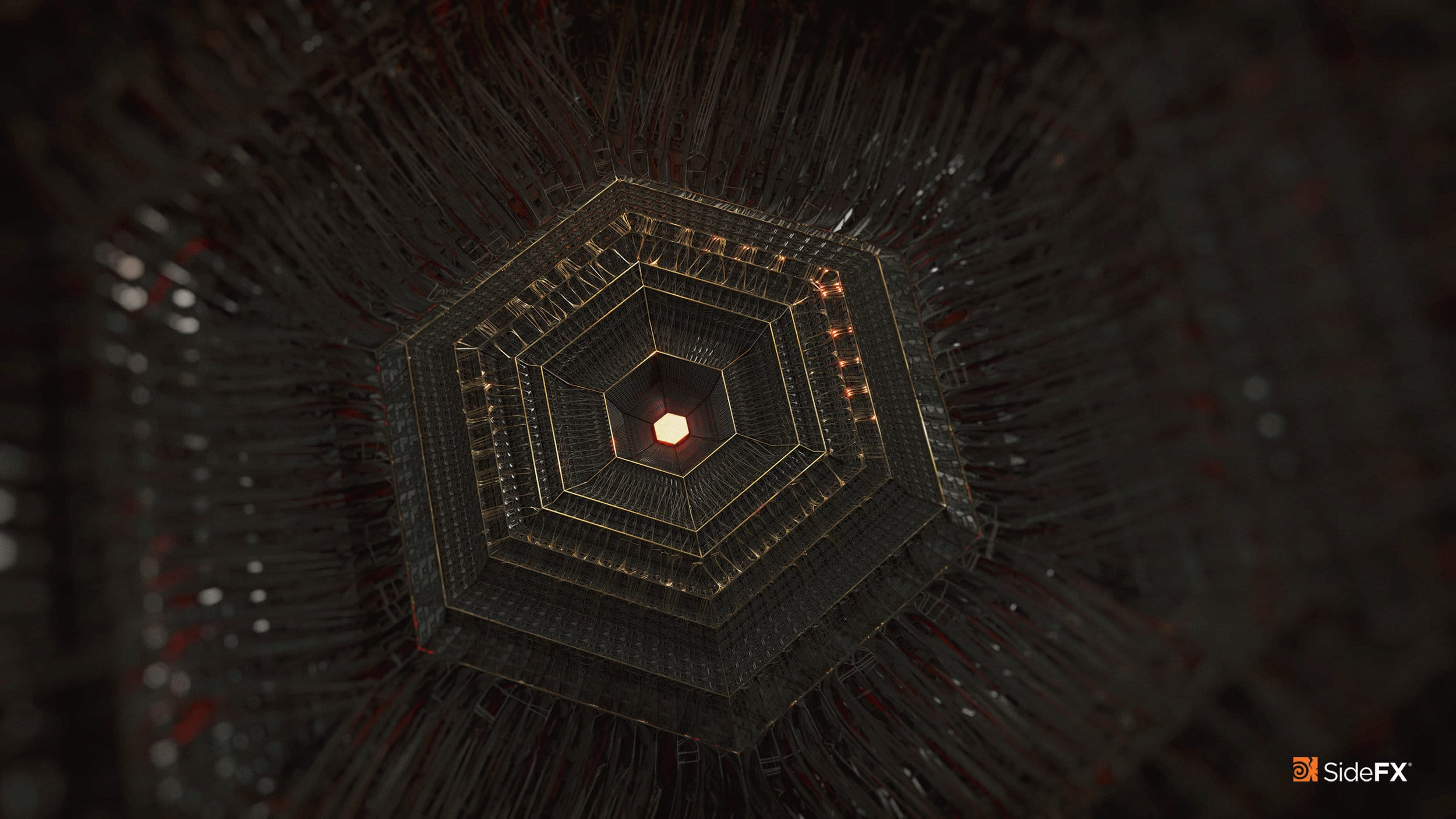 The Geometry Node of Houdini – Serjan Burlak