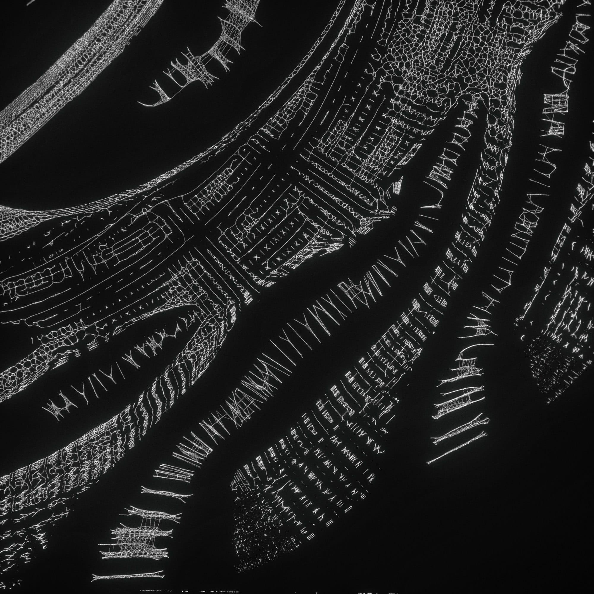 TKST – Warner Music – Serjan Burlak – Houdini Designer – COD3X Album – Artwork – 11