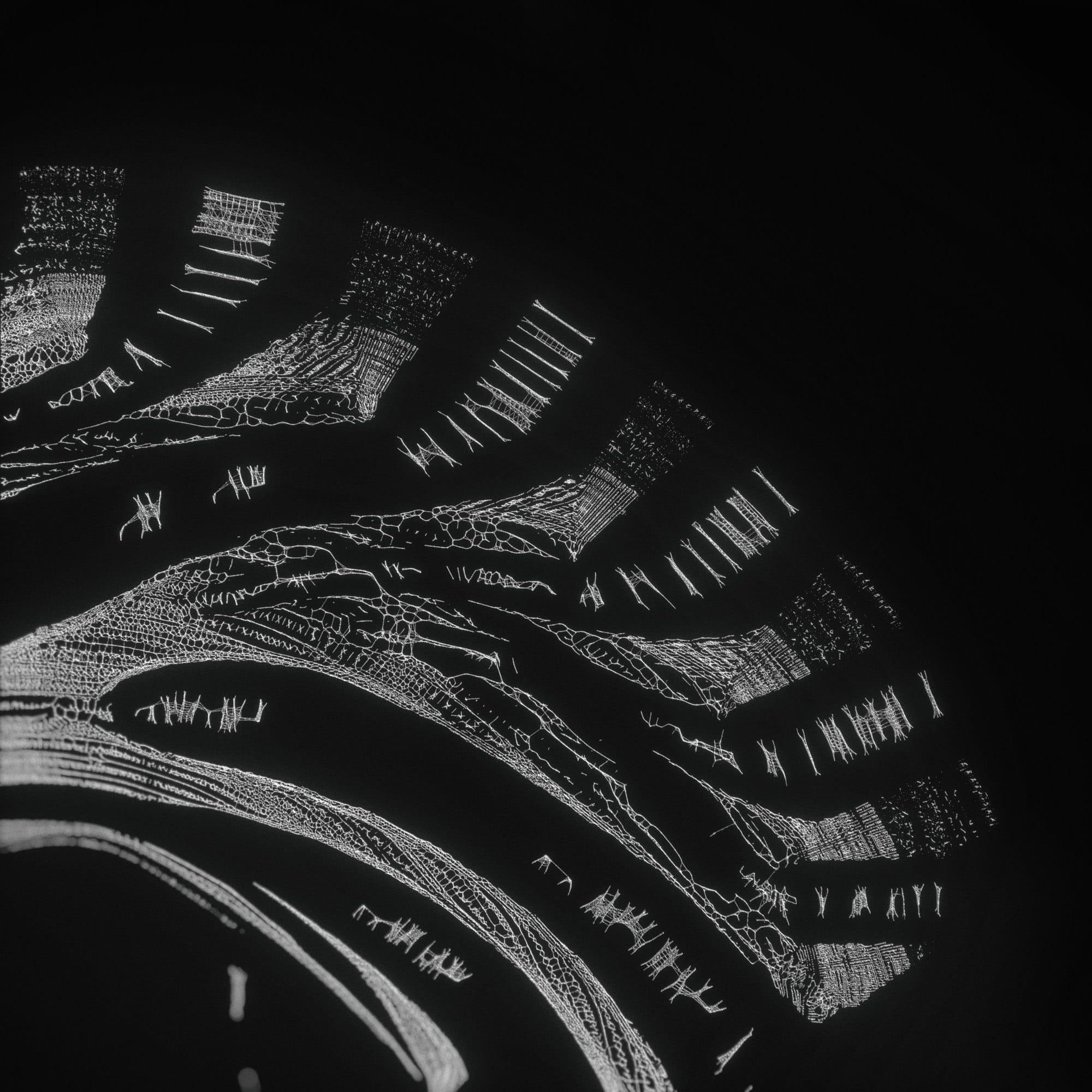TKST – Warner Music – Serjan Burlak – Houdini Designer – COD3X Album – Artwork – 13