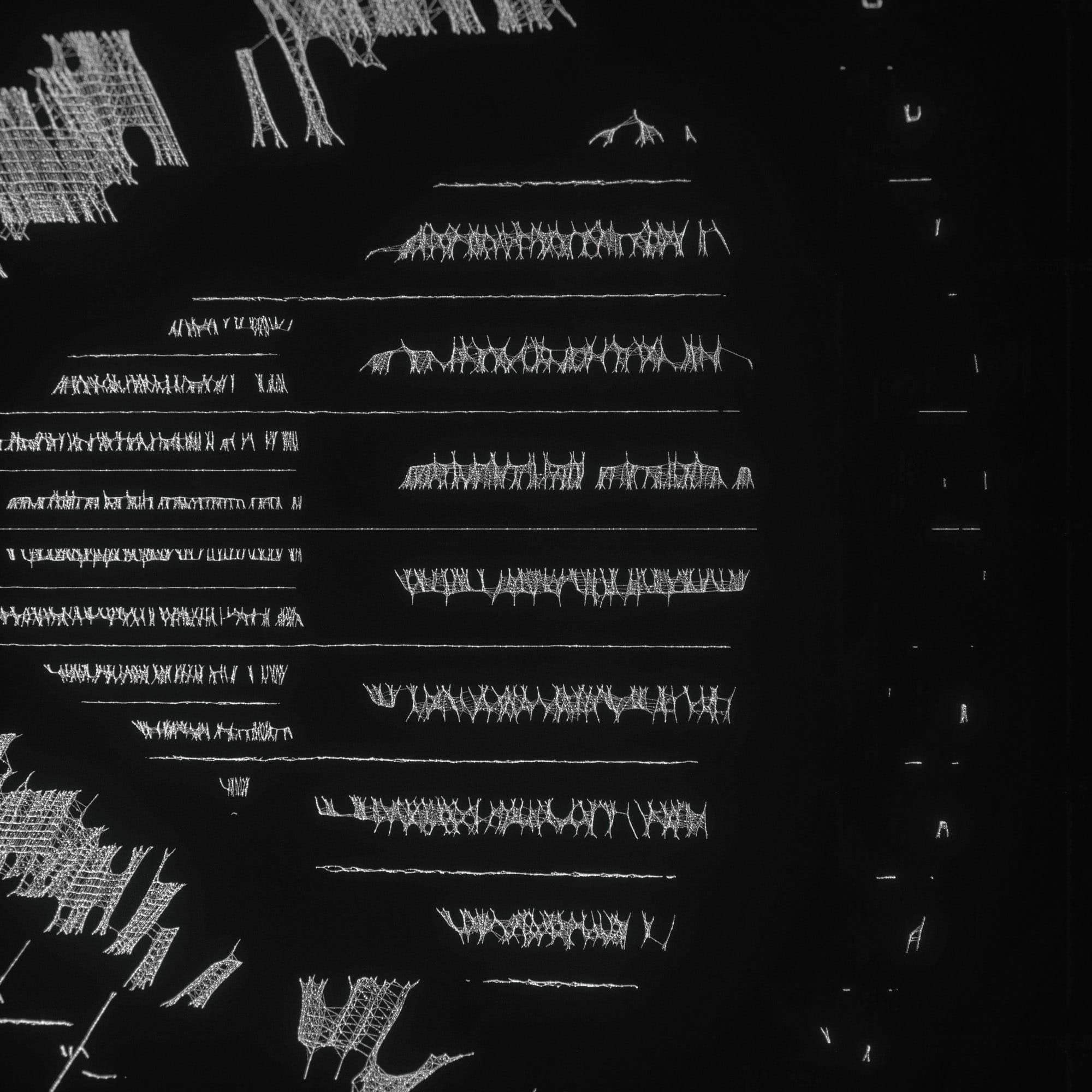 TKST – Warner Music – Serjan Burlak – Houdini Designer – COD3X Album – Cover -1