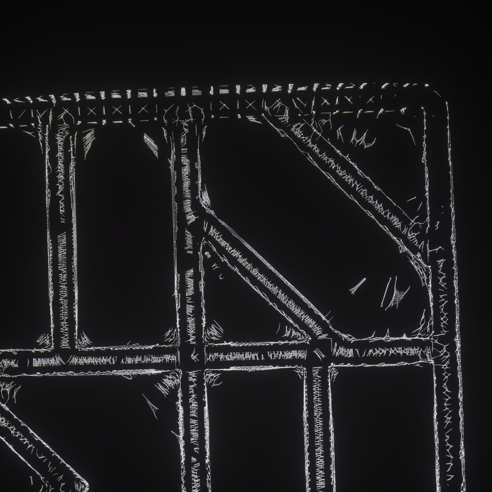 TKST – Warner Music – Serjan Burlak – Houdini Designer – COD3X Album – Logo – 2